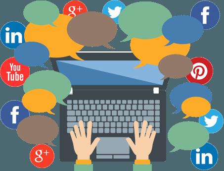 Social Media marketing by CyberDude Networks